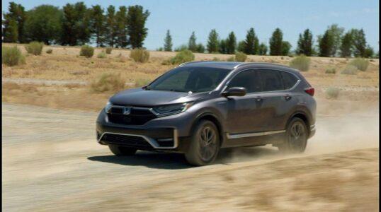 2022 Honda Cr V Trims Colors Launch Hybrid