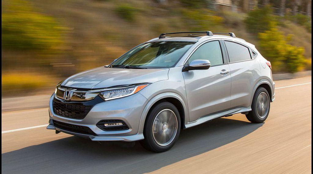 2022 Honda Hr V Deals Lease Specs Trims