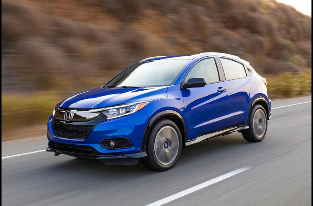 2022 Honda Hr V Hybrid Reviews Lx Price