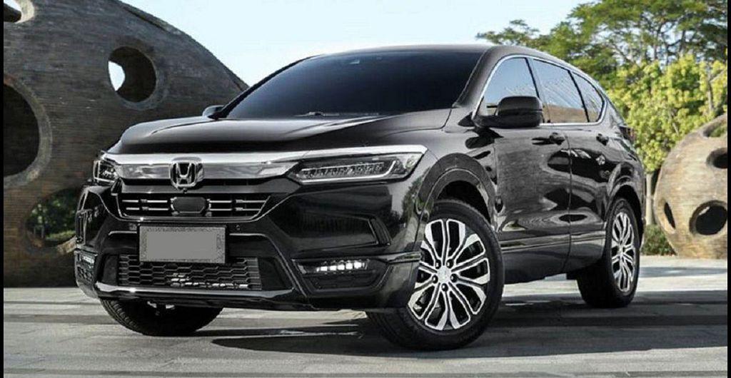 2022 Honda Hr V Length Ex L Awd Ex 2wd Specs
