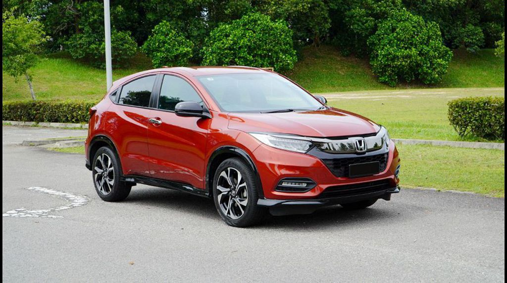 2022 Honda Hr V Redesign Review Models