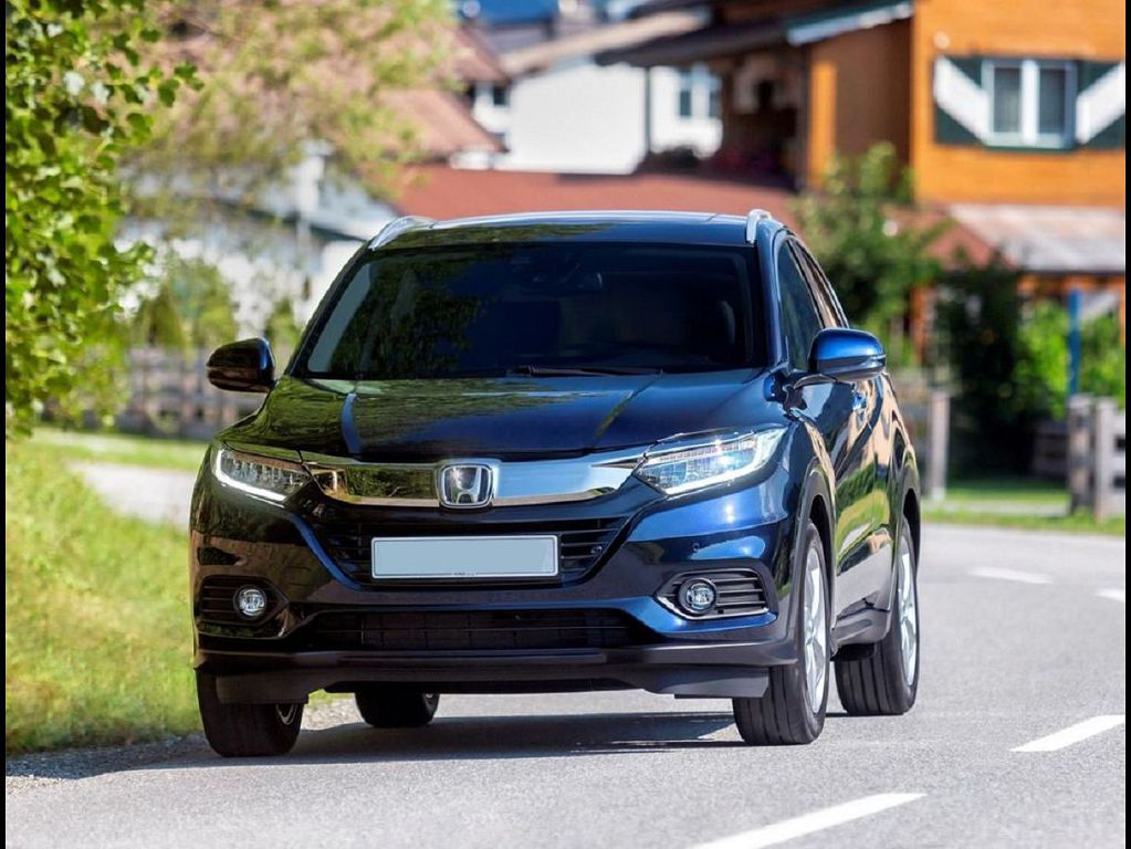 2022 Honda Hr V Reviews Ex L Specs Awd