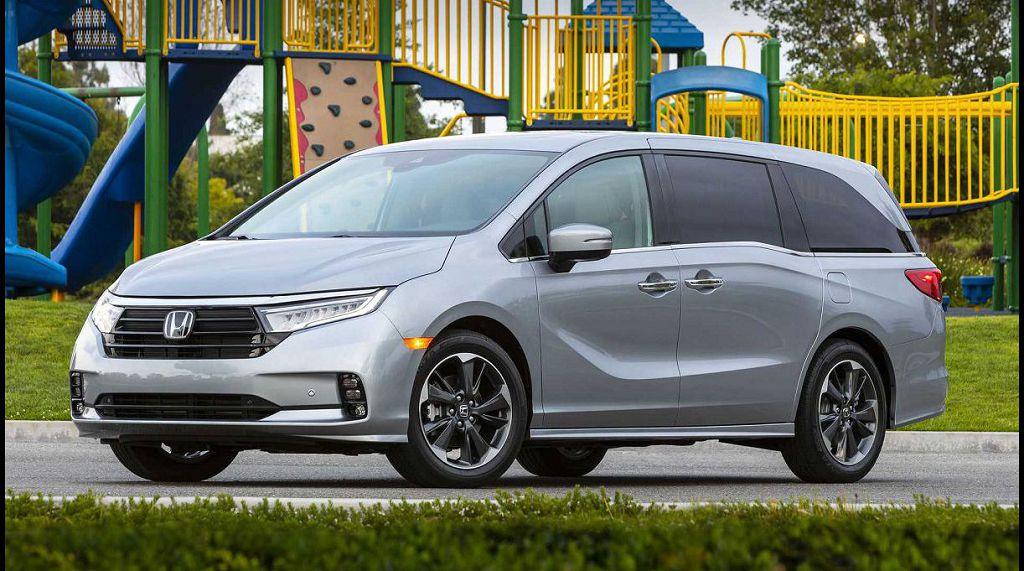 2022 Honda Odyssey Build Seats Specs Rumors
