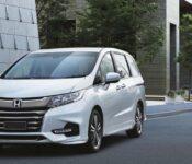 2022 Honda Odyssey Redesign Interior Lx Exl