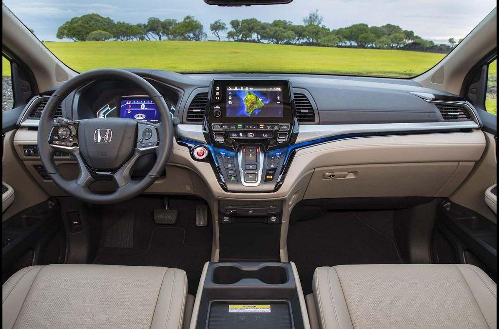 2022 Honda Odyssey Redesign Japan New Elite