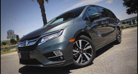 2022 Honda Odyssey Review Hybrid For Sale Changes