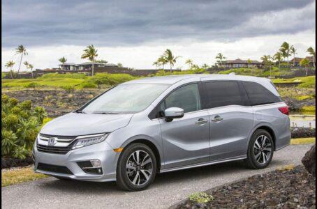2022 Honda Odyssey Review Images Models Photos