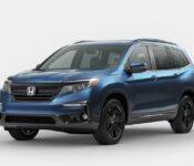 2022 Honda Pilot Next Gen Redesign News Rumors Photos