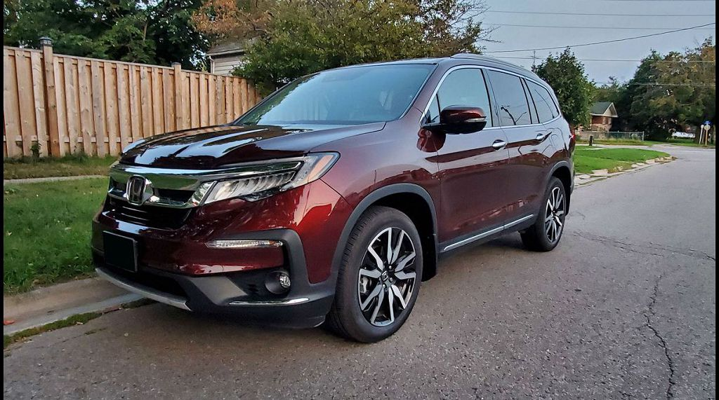 2022 Honda Pilot Next Gen Redesign Review Specs Touring Interior Colors