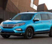 2022 Honda Pilot Next Gen Special Edition Release Date Changes Hybrid
