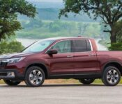 2022 Honda Ridgeline Cost Trims Truck Sport