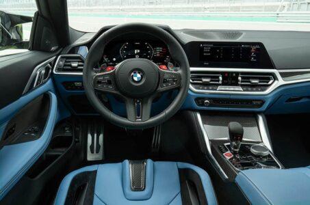 2021 Bmw M4 Convertible Coupe Xdrive Review Cs