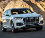 2022 Audi Q7 Hybrid Redesign Sport Floor Mats