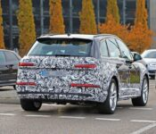 2022 Audi Q7 Spied Release New Review