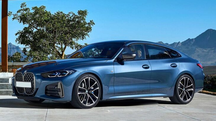 2022 Bmw 4 Series Build Debut Grill Price