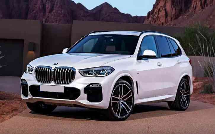 2022 Bmw X5 45e Review Plug In Hybrid All Weather Mats