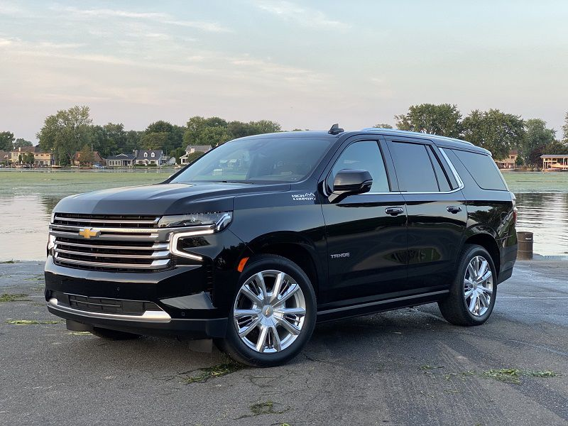 2022 Chevy Tahoe Invoice Production Dates Graywood