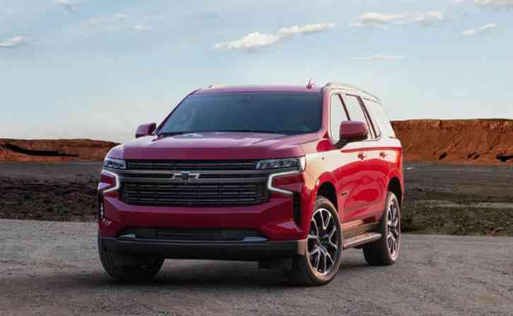 2022 Chevy Tahoe Mpg Ssv Specs Police Suv Rst Edition