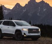 2022 Gmc Acadia Review Sle Awd Color Awd