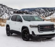 2022 Gmc Acadia Test Specs Review Price