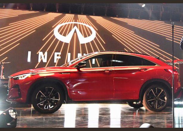 2022 Infiniti Qx55 Qx50 Interior Specs