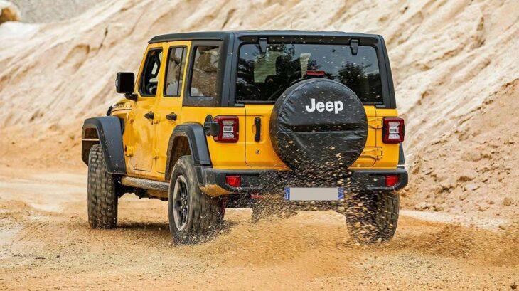 2022 Jeep Wrangler 2 Door 4x4 Gas Mileage Altitude