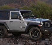 2022 Jeep Wrangler Hemi Colors Electric Color Options