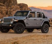 2022 Jeep Wrangler Special Editions Blue Build Sport