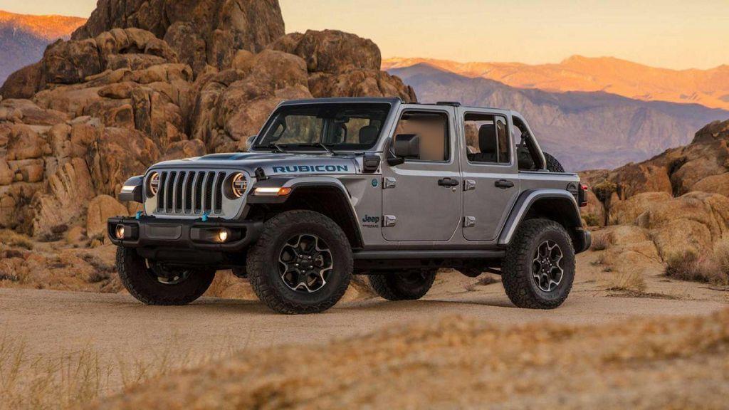 2022 Jeep Wrangler Special Editions Blue Build Sport