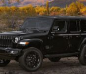 2022 Jeep Wrangler V8 392 Rubicon Price Available