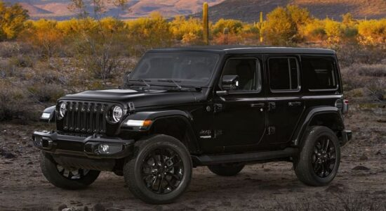 2022 Jeep Wrangler V8 392 Rubicon Price Available
