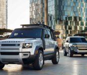 2022 Land Rover Defender 130 Hybrid Tdi
