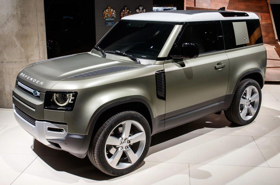 2022 Land Rover Defender 130 Mph Super