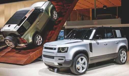 2022 Land Rover Defender 130 Reviews Manual