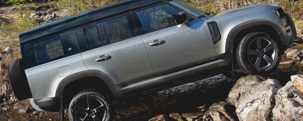 2022 Land Rover Defender 130 Se Price