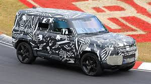 2022 Land Rover Defender 130 Supercharged Parts