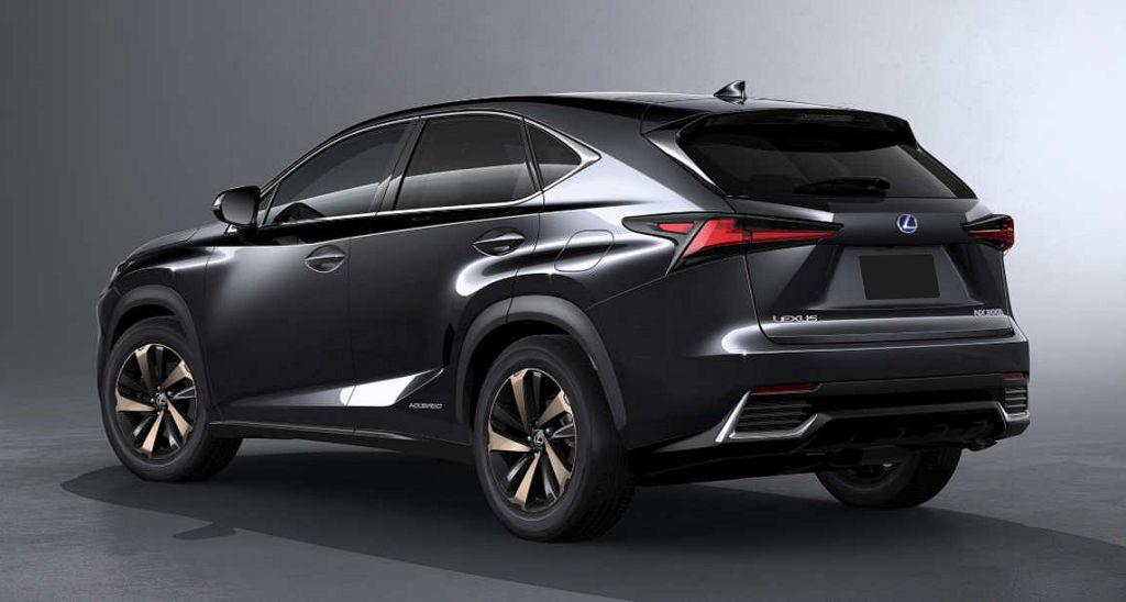 2022 Lexus Nx Hybrid Pictures 300 300h