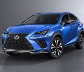 2022 Lexus Nx Redesign 300 Redesign Spy Photos Plug In