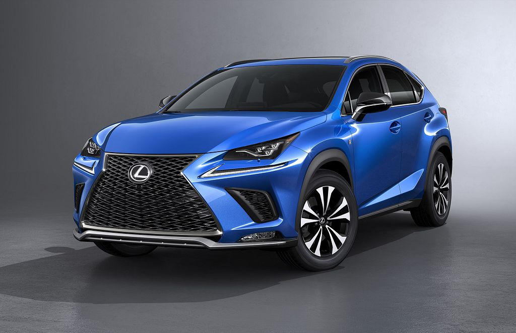 2022 Lexus Nx Redesign 300 Redesign Spy Photos Plug In