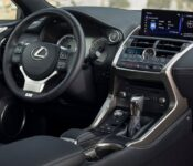 2022 Lexus Nx Redesign Phev Review Leak Phev