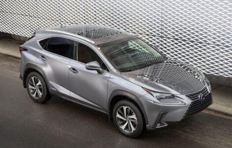 2022 Lexus Nx Release Date Interior 300 Redesign