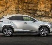 2022 Lexus Nx Sport 300h Interior Colors Leak Photos