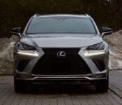 2022 Lexus Nx Spy Shots Release Date 300 F Sport