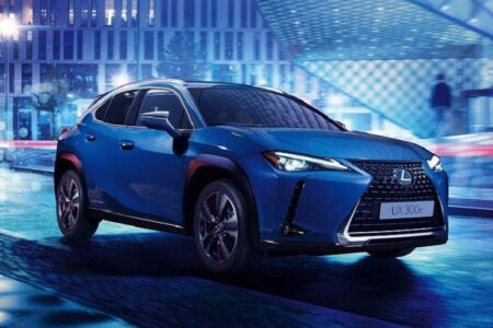 2022 Lexus Ux 300e Size Lease Price