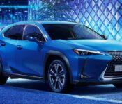 2022 Lexus Ux 450 3. Premium Driver