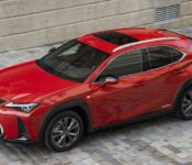 2022 Lexus Ux Colors 460 App 300