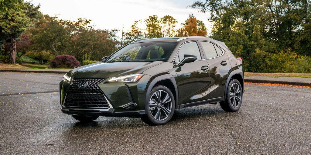 2022 Lexus Ux Hybrid 200 250h Awd H