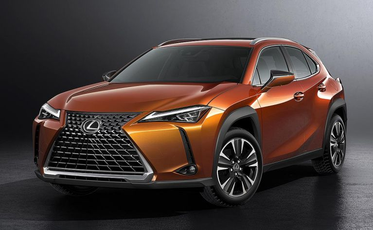 2022 Lexus Ux Service Center Changes Black Line