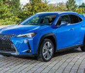 2022 Lexus Ux Specs Trims Width Base