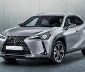 2022 Lexus Ux Vs Concept 2.0 Sport